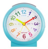Acctim Lulu Time Teach Alarm - Blue